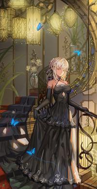 99px.ru аватар Сейбер / Saber из игры Fate / Grand Order, автор Sk Tori