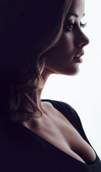 Аватар вконтакте Милая девушка в профиль, by Tarasov