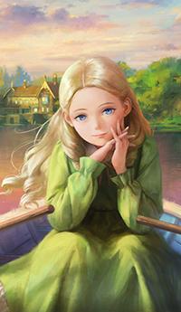 Аватар вконтакте Марни / Marnie из аниме Воспоминания о Марни / Omoide no Marnie, автор Nabab