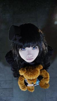 99px.ru аватар Косплей Shionji Yuuko / Юко Сиондзи (детектив-NEET Алиса) из аниме Блокнот Бога / Kamisama no Memo-chou