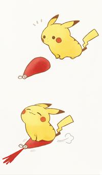 Аватар вконтакте Pikachu / Пикачу из аниме Покемон / Pokemon