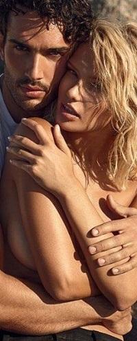 Аватар вконтакте Парень обнимает девушку