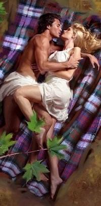 Аватар вконтакте Влюбленные лежат на пледе, by Jon Paul