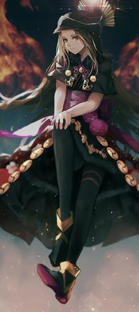 99px.ru аватар Чача / Chacha из игры Fate / grand order, автор Zen o