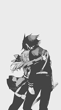 Аватар вконтакте Шиноа Хираги / Shinoa Hiiragi и Юичиро Хякуя / Yuuichirou Hyakuya из аниме и манги Последний Серафим / Owari no Seraph