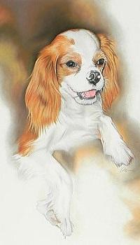 99px.ru аватар Нарисованный милый щенок, by Paul Miners