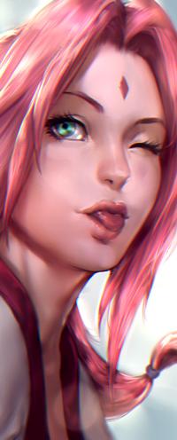 99px.ru аватар Sakura Haruno / Сакура Харуно из аниме Naruto / Наруто, by Artipelago