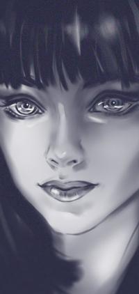 Аватар вконтакте Портрет девушки, by Taiss14