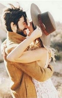 Аватар вконтакте Радостная влюбленная пара