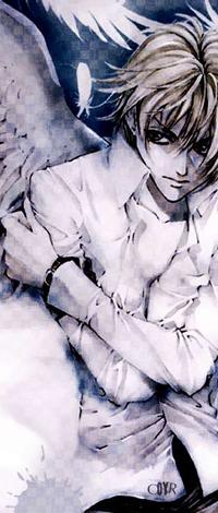 Аватар вконтакте Сэцуна Мудо / Setsuna Mudo из манги Обитель ангелов / Tenshi Kinryouku