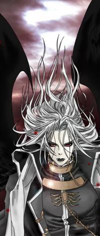 Аватар вконтакте Авель Найтроуд / Abel Nightroad из аниме Кровь Триединства / Trinity Blood
