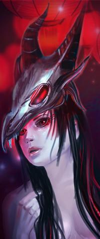 Аватар вконтакте Chinese zodiac Dragon / Китайский Зодиак Дракон, by fdasuarez