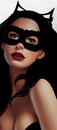 Аватар вконтакте Женщина-кошка / Catwoman из мультсериала Бэтмен / Batman и комиксов, by DanielaUhlig