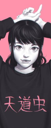 99px.ru аватар Marinette Dupain Cheng / Маринетт Дюпэн-Чэн из мультсериала Miraculous: Tales of Ladybug & Cat Noir / Леди Баг и Супер-Кот, by MorRein