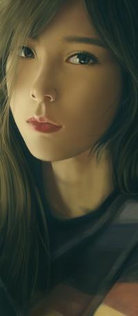 Аватар вконтакте Kim Tae Yeon / Ким Тэ Ён главная вокалистка южно-корейской группы SNSD, by Demonconstruct
