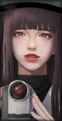 Аватар вконтакте Томое Дайдодзи / Tomoyo Daidouji из аниме Сакура — собирательница карт / Cardcaptor Sakura