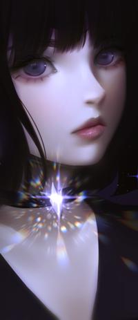 Аватар вконтакте Tomoe Hotaru / Хотару Томое / Sailor Saturn / Сейлор Сатурн из аниме Сейлор Мун / Sailor Moon, by Suikacchii