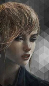 Аватар вконтакте Девушка с опущенными глазами