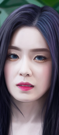 Аватар вконтакте Irene / Айрин лидер южно-корейской группы Red Velvet, by TYV-ART