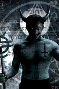 Аватар вконтакте Дьявол собственной персоной