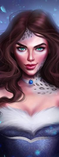 Аватар вконтакте Lysandra / Лисандра из серии книг Throne of Glass, by SandraWinther