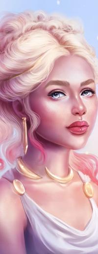 Аватар вконтакте Греческая богиня, by SandraWinther