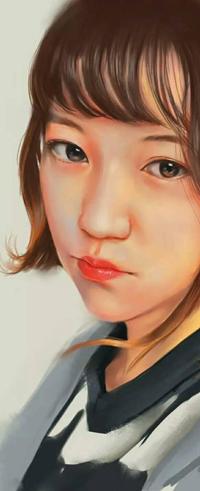 Аватар вконтакте Азиатская девушка, by ilovepumpkin2014
