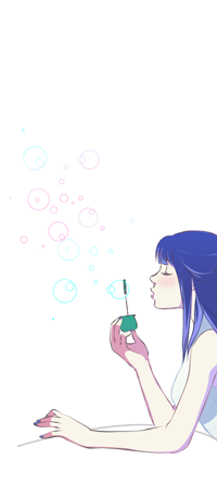 Аватар вконтакте Hinata Hyuuga / Хината Хюга из аниме Naruto / Наруто, by gabzillaz