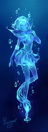 Аватар вконтакте Ami Mizuno / Ами Мизуно из аниме Bishoujo Senshi Sailor Moon / Красавица-воин Сейлор Мун, by kaminary-san