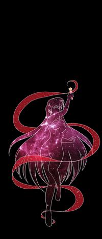 Аватар вконтакте Rei Hino / Рэй Хино из аниме Bishoujo Senshi Sailor Moon / Красавица-воин Сейлор Мун, by SMeadows