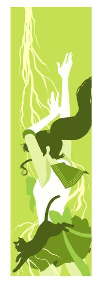 Аватар вконтакте Makoto Kino / Макото Кино и Luna / Луна из аниме Bishoujo Senshi Sailor Moon / Красавица-воин Сейлор Мун, by Ranya-Ni