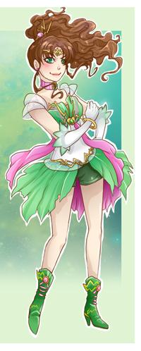 Аватар вконтакте Makoto Kino / Макото Кино из аниме Bishoujo Senshi Sailor Moon / Красавица-воин Сейлор Мун, by MMtheMayo