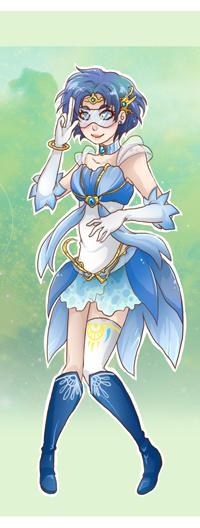 Аватар вконтакте Ami Mizuno / Ами Мизуно из аниме Bishoujo Senshi Sailor Moon / Красавица-воин Сейлор Мун, by MMtheMayo