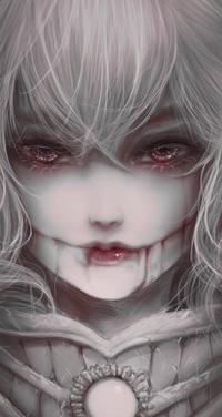 Аватар вконтакте Белокурый красноглазый парень, by Packio1808