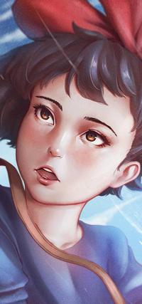 Аватар вконтакте Kiki / Кики из аниме Majo no Takkyuubin / Ведьмина служба доставки, by rotisusu