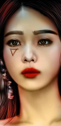 Аватар вконтакте Грустная девушка, by NagaW