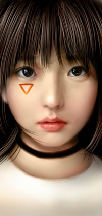 Аватар вконтакте Азиасткая девушка, by NagaW