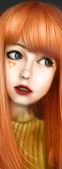 Аватар вконтакте Chiyo Sakura / Тие Сакура из аниме Gekkan Shoujo Nozaki-kun / Ежемесячное седзе Нодзаки, by NagaW