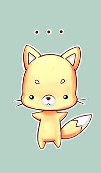 Аватар вконтакте Маленький лисенок, by freeminds