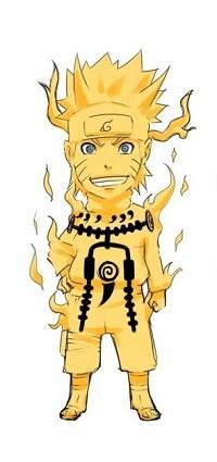 Аватар вконтакте Наруто Узумаки / Uzumaki Naruto из аниме Наруто / Naruto