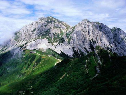 Обои Carnic Alps, Friuli-Venezia Giulia Region, Italy
