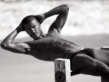 Обои Дэвид Бекхэм (David Beckham)