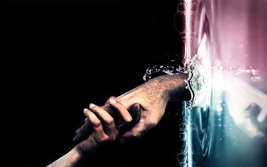 Обои Рукопожатие