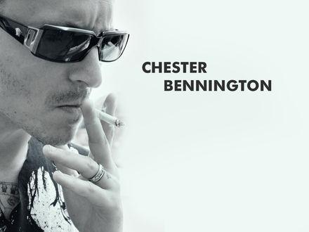 Обои честер беннингтон