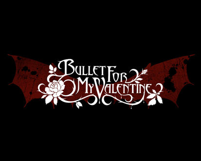 Обои Британская металкор - группа Bullet For My Valentine / Пуля для моей Возлюбленной