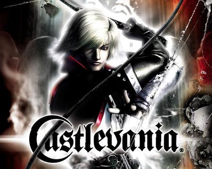 Обои Парень замахнулся плеткой (Castlevania)