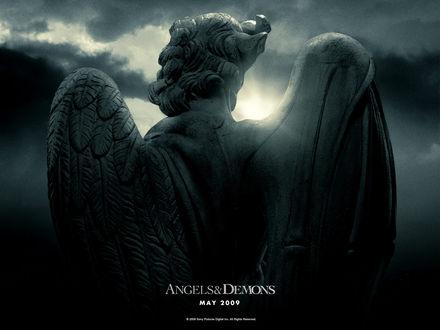 Обои Ангелы и демоны в кино с мая 2009
