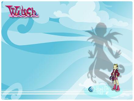Обои Hay Lin (Witch)