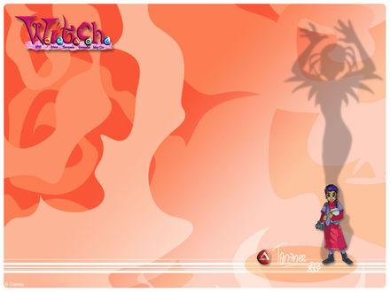 Обои Taranee (Witch)
