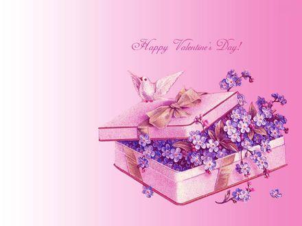 Обои Happy Valentine's Day!